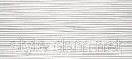 Плитка (50х110) 4D3F 3D ULTRA FLOWS WH. MATT