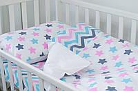 Детское постельное белье – натуральность, прочность, высокое качество