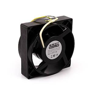 Осьовий високотемпературний вентилятор MMotors VA 14/2 (+140°С), фото 2