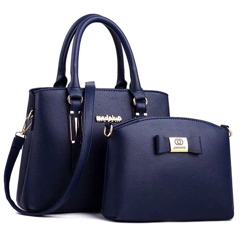 789bf3d68dab ORIOLE SHOP™ | 👜 Женская сумка + клатч - синий. Цена, купить ...