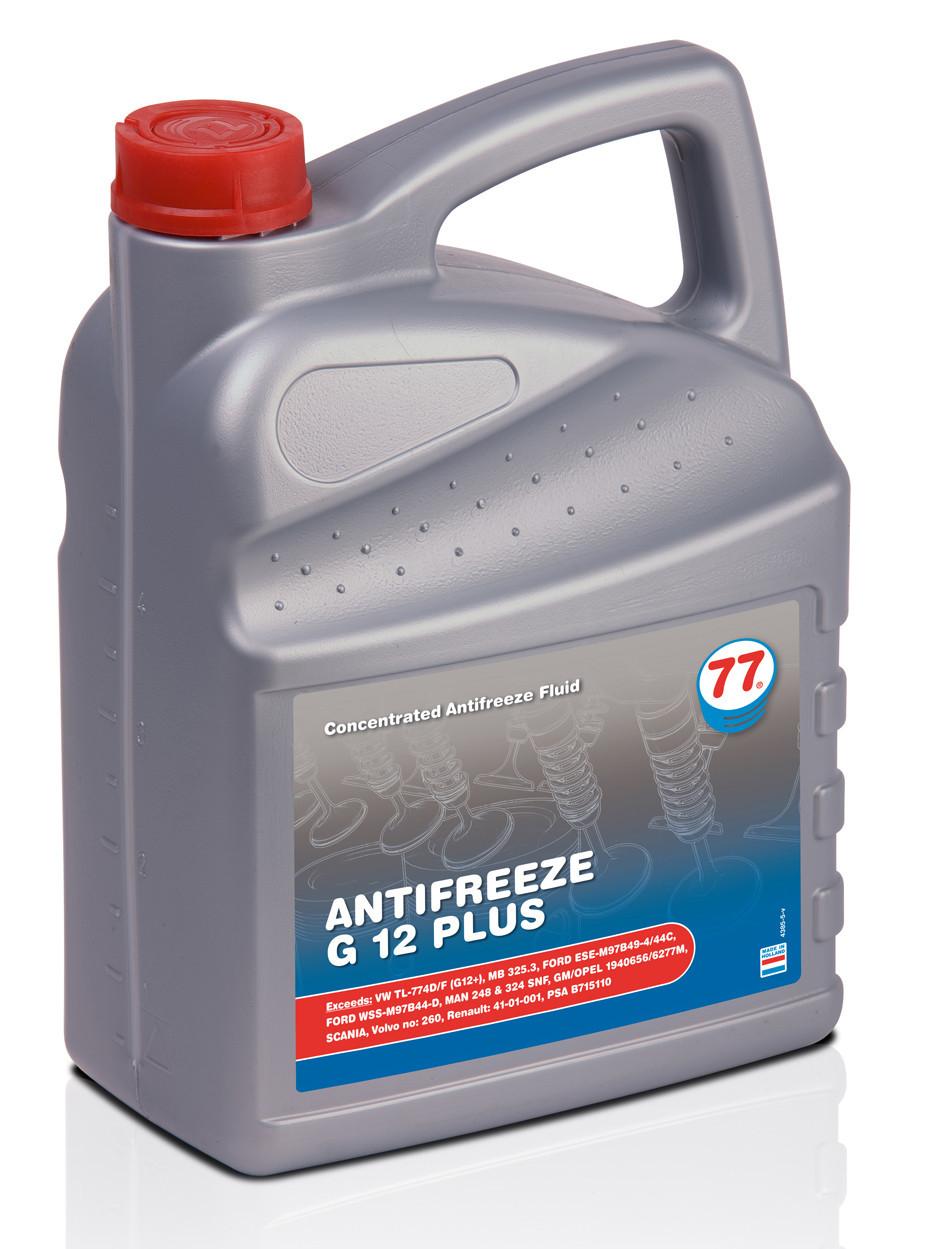 ANTIFREEZE G 12 PLUS концентрат (кан. 5 л)