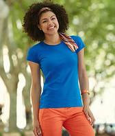 Женская хлопковая футболка Sofspun