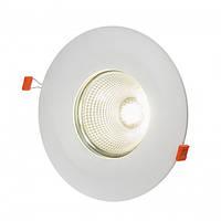 Точечный влагозащищенный светодиодный светильник SpectrumLED CEL25 VIRGA PRO  27W IP54(белый)