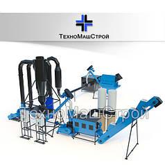 Линия Гранулирования МЛГ-1000 (COMBI). Аэродинамическая сушка. Полный комплекс.