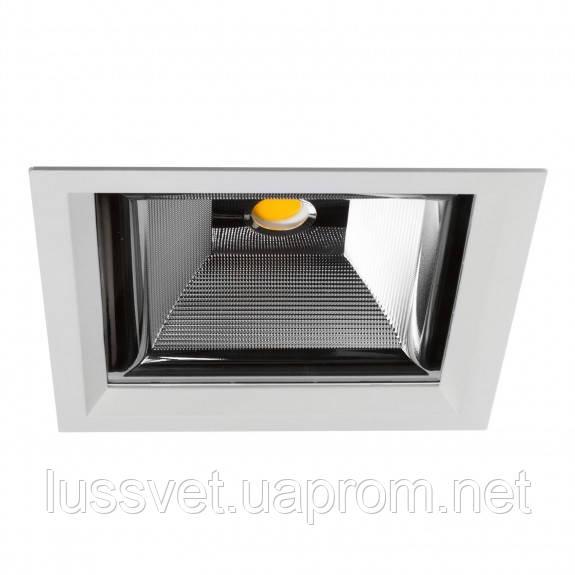 Светодиодный квадратный светильник SpectrumLED CEL23 SARGASA PRO  19,5W (белый)