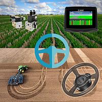 Система параллельного вождения (автопилот) на трактор CASE IH MAGNUM MX 340, фото 1