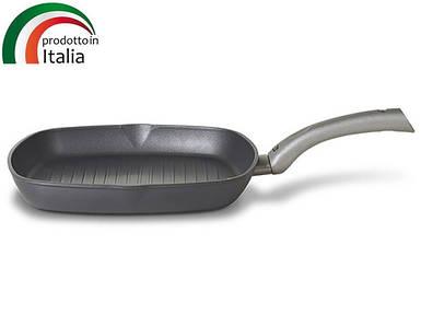 Сковорода гриль TVS MITO Titanio Induction 28х28 см (AY502284010001)