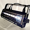 Концертный стробоскоп белый цвет 200w LED KINKONG STROB 8P, фото 3