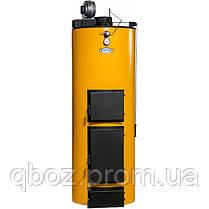 Универсальный котел длительного горения Буран New 40 кВт (уголь+дрова), фото 3