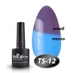 Гель-лак Nice for you TS-12, 8,5 мл