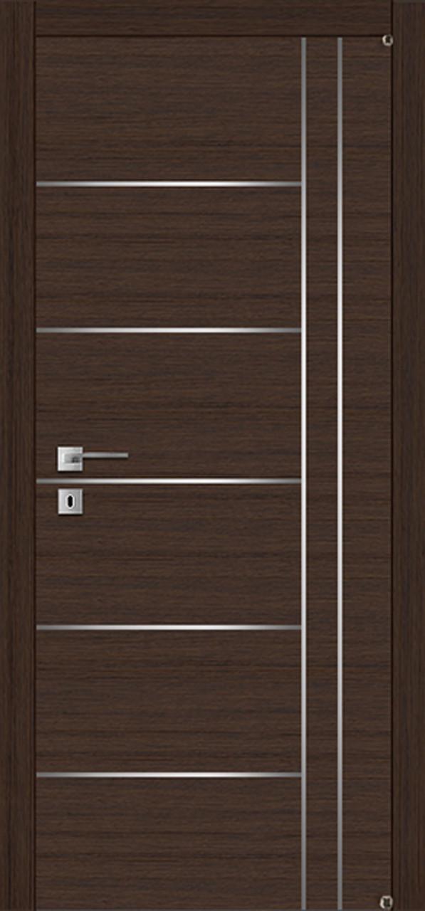 Двери FUSION F-3.2 Полотно+коробка+2 к-та наличников+добор 90мм, шпон