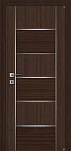 Двери FUSION F-6 Полотно+коробка+1 к-кт наличников, шпон