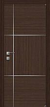 Двери FUSION F-8 Полотно+коробка+2 к-та наличников+добор 90мм, шпон