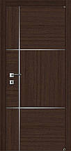 Двери FUSION F-9 Полотно, шпон, срощенный брус
