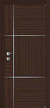 Двери FUSION F-9 Полотно+коробка+1 к-кт наличников, шпон