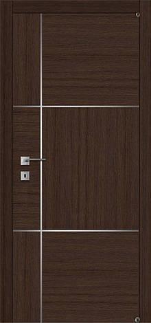 Двери FUSION F-9 Полотно+коробка+1 к-кт наличников, шпон , фото 2