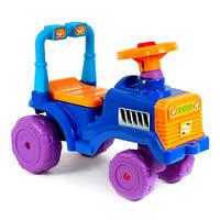 Машинка толокар Трактор, фото 1