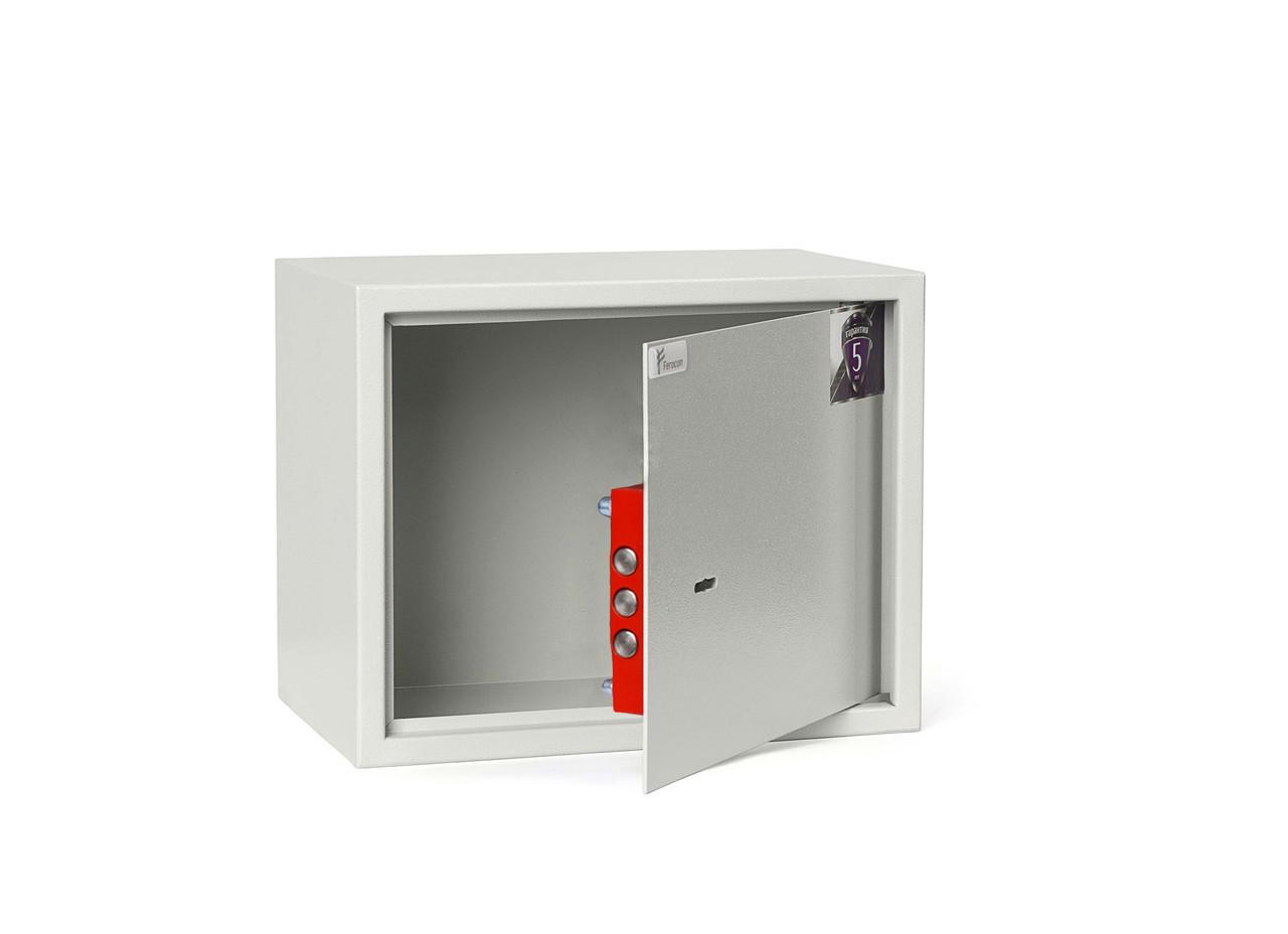 Мебельный сейф Ferocon БС-25КД.7035