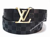 Ремень женский кожаный Louis Vuitton, ширина 40 мм., реплика 930710