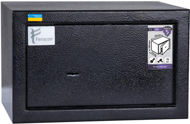 Сейф мебельный Ferocon ЕС-30К.9005