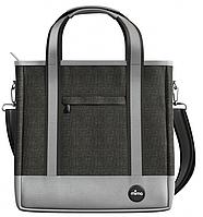"""Спортивная сумка для мамы Mima """"Zigi"""" - Charcoal (26166)"""