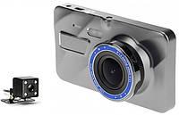Видеорегистратор A 10, 2 камеры, FULL HD, фото 1