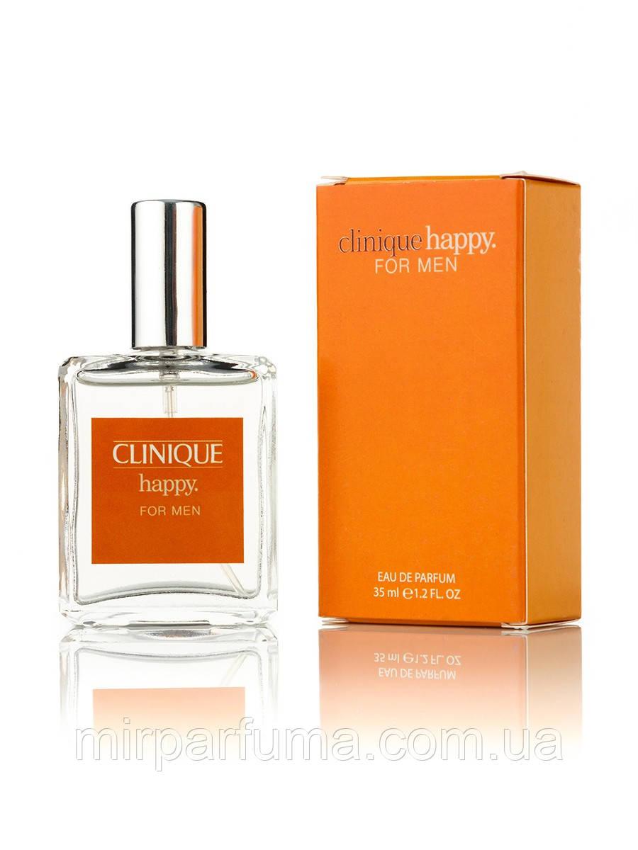 Мини парфюм Clinique Happy For Men 35 ml