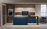Кухня в стиле минимализм для современного интерьера B1