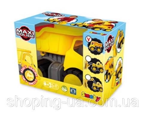 Машинка самосвал Maxi Bolide Smoby 500176, фото 2