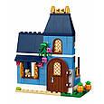 """Конструктор SY 949 """"Сказочный вечер Золушки"""" Disney, 367 деталей. Аналог LEGO Disney Princess 41146, фото 5"""