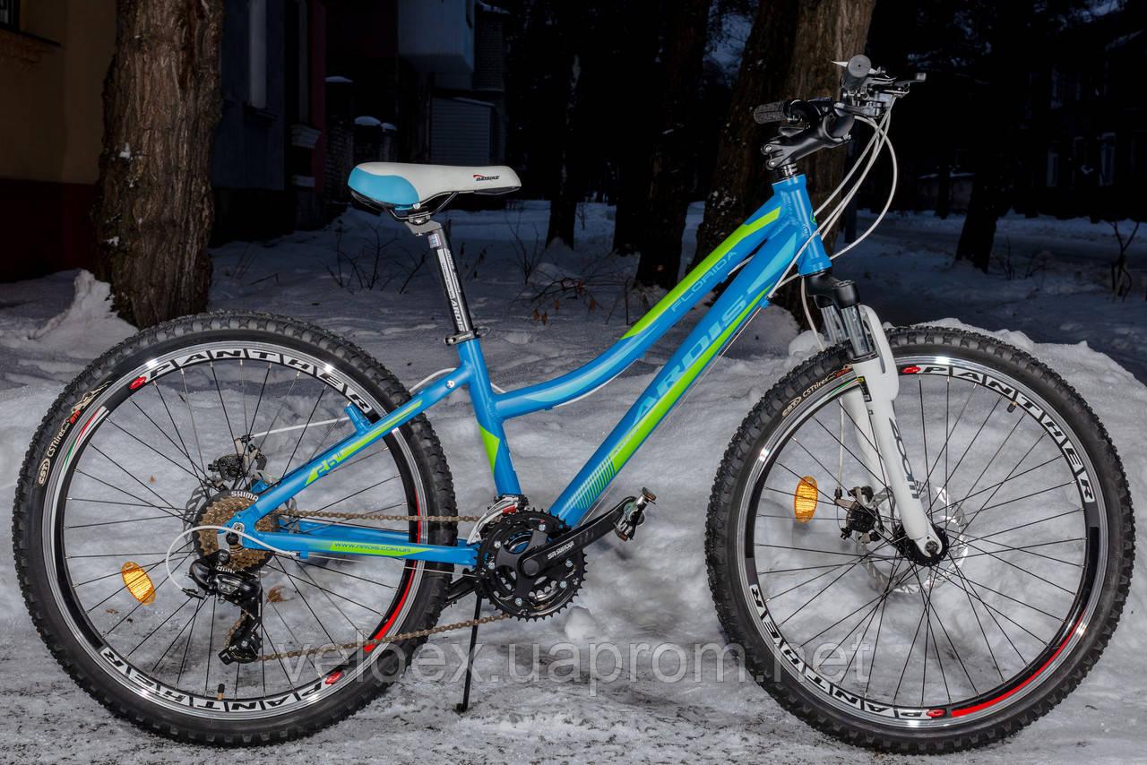 """Велосипед Ardis Florida 26"""" голубой"""