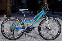 """Велосипед Ardis Florida 26"""" голубой, фото 1"""