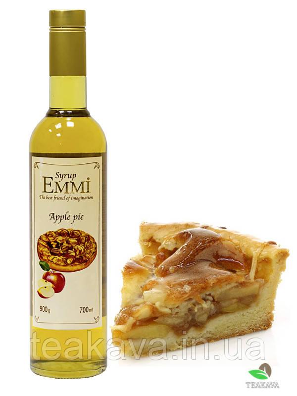 Сироп Emmi Яблочный пирог