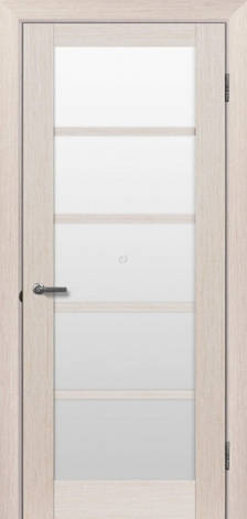 Двері МЮНХЕН L-2 Полотно+коробка+2 до-та лиштв+добір 90мм, шпон, фото 2