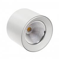 Точечный светодиодный накладной светильник SpectrumLED CEL36 ZOSMA 2 round PRO  19,5W (белый)