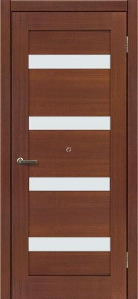 Двери МЮНХЕН L-11 Полотно+коробка+2 к-та наличников+добор 90мм, шпон