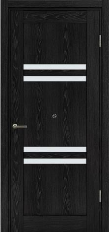 Двері МЮНХЕН L-15 Полотно+коробка+2 до-та лиштв+добір 90мм, шпон, фото 2