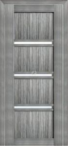 Двери МЮНХЕН L-17 Полотно+коробка+2 к-та наличников+добор 90мм, шпон