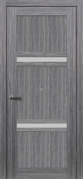Двері МЮНХЕН L-18 Полотно, шпон, зрощений брус сосни