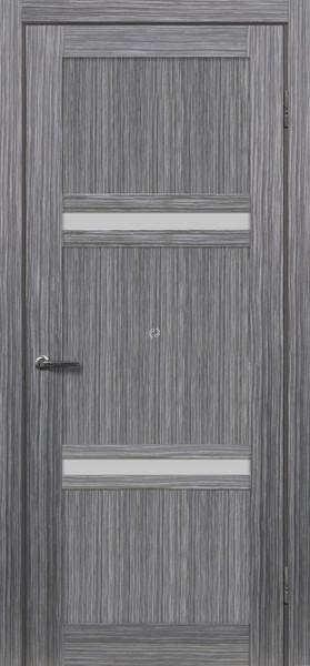 Двери МЮНХЕН L-18 Полотно+коробка+1 к-кт наличников, шпон