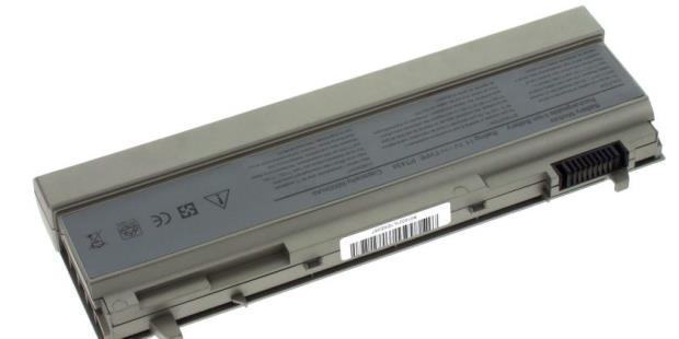Батарея для ноутбука DELL Latitude E6400 9 Cell Li-Ion 11.1V 6.6Ah 73wh MicroBattery, NM631