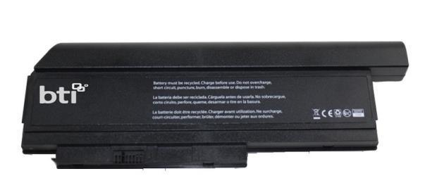 Батарея для ноутбука Lenovo ThinkPad X230 9 Cell Li-Ion 10.8V 8.4Ah 91wh MicroBattery, LN-X230X9