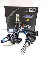Светодиодные лед авто лампы BSmart Extra 5, HB4 9006, 50W, Lumileds Luxeon Z ES, 9-36V, фото 1