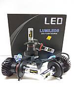 Светодионые автолампы LED BSmart Extra 5, H4, 50W, Lumileds Luxeon Z ES, 9-36V, фото 1