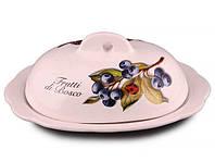 "Масленка с крышкой ""Frutti"" от Nuova Cer 612-095"