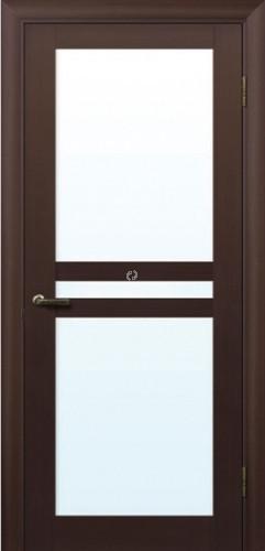 Двері МЮНХЕН L-33 Полотно, шпон, зрощений брус сосни
