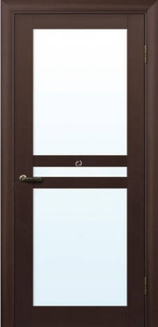 Двері МЮНХЕН L-33 Полотно, шпон, зрощений брус сосни, фото 2