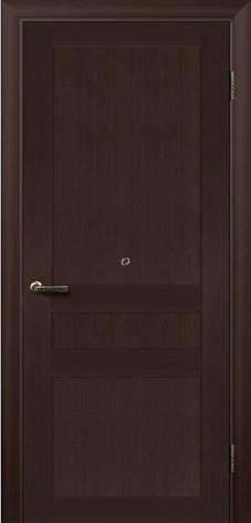 Двери МЮНХЕН L-36 Полотно+коробка+2 к-та наличников+добор 90мм, шпон, фото 2