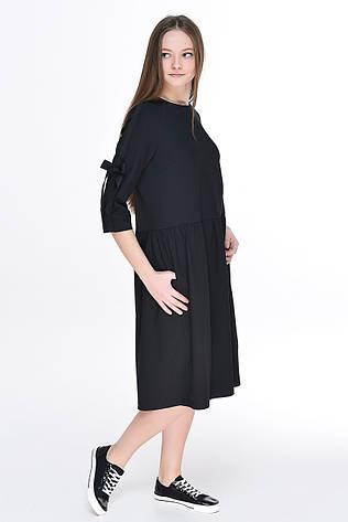 Платье Татьяна Филатова  модель 227  черное