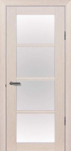 Двері МЮНХЕН L-5.M Полотно+коробка+1 до-кт наличників, шпон